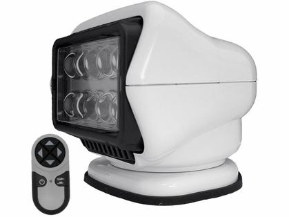 Golight LED Stryker Searchlight w/ Wireless Remote - Mounted - White