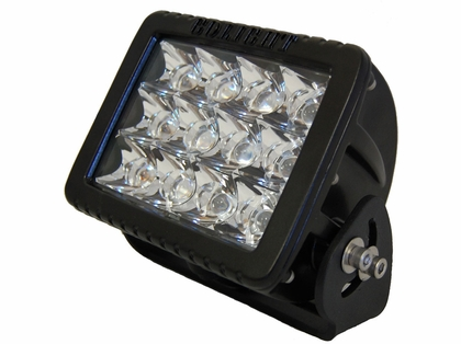 Golight GXL Fixed Mount LED Spotlight - Black