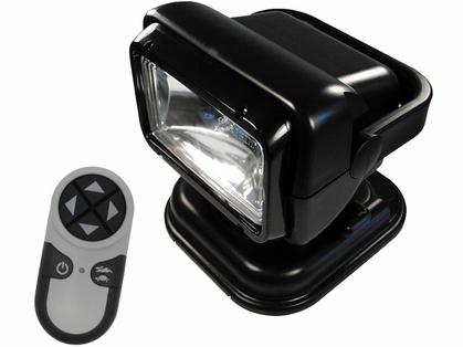 Golight Portable RadioRay w/ Magnetic Shoe - Black