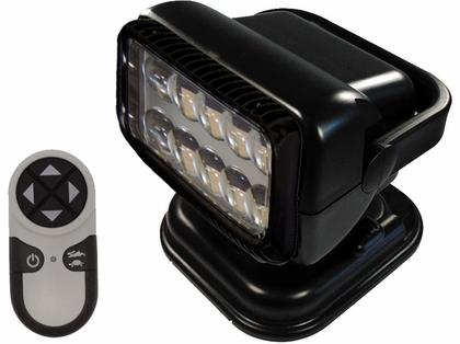 Golight Portable RadioRay LED w/ Wireless Handheld Remote - Black