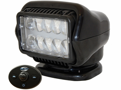 Golight LED Stryker Searchlight w/ Wired Dash Remote - Permanent Mount