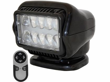 Golight LED Stryker Searchlight w/ Wireless Remote - Permanent Mount