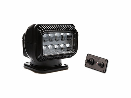 Golight Permanent Radioray LED w/ Wired Dash Mount Remote