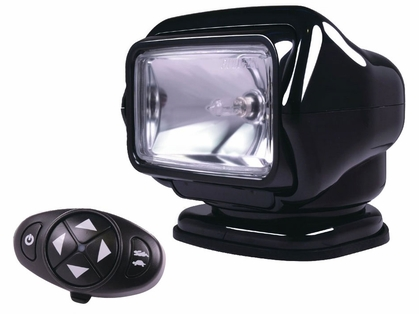 Golight Stryker Searchlight 12V w/ Wireless Dash Remote