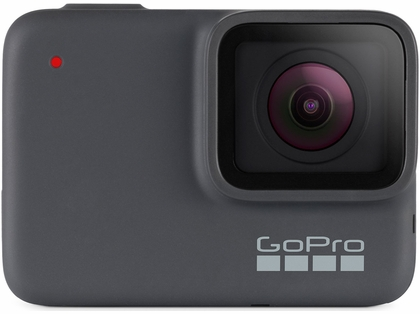 GoPro Hero7 Silver 4K30/10MP Action Camera