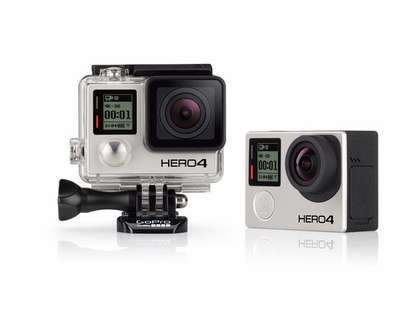 GoPro Hero4 Black Edition Camera CHDHX-401