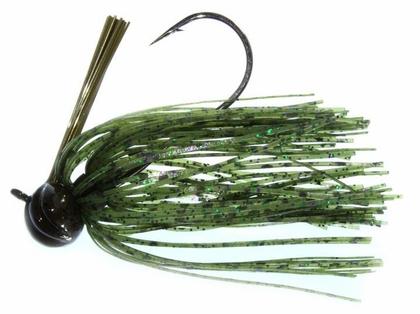 Greenfish Tackle Crawball Football Jig - 3/4oz