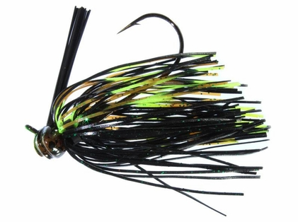 Greenfish Tackle Crawball Football Jig - 1/2oz - Toxic Craw