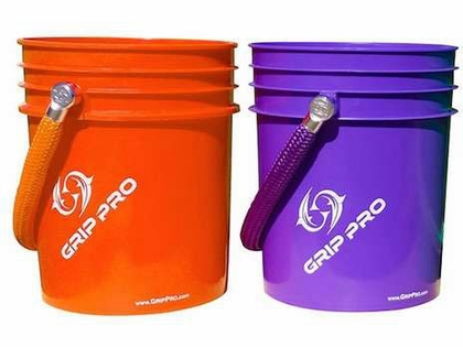 GripPro 360 Rope Bucket Pink/Blue
