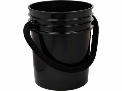 GripPro Flex Rope Bucket Silver/Blue
