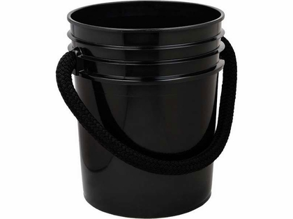 GripPro Flex Rope Bucket Black/Black
