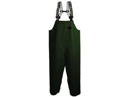 Grundens C116G Clipper 116 Bib Pant Green - Size XX-Large
