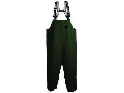 Grundens C116G Clipper 116 Bib Pant Green - Size X-Small