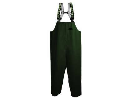 Grundens C116G Clipper 116 Bib Pant Green Sizes 3XL-5XL
