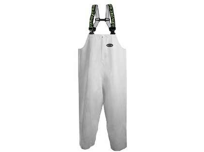 Grundens C116W Clipper 116 Bib Pant White
