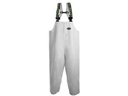 Grundens C116W Clipper 116 Bib Pant White Sizes 3XL-5XL