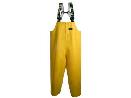 Grundens C116Y Clipper 116 Bib Pant Yellow