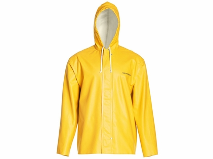 Grundens Clipper 82 Hooded Parka Yellow