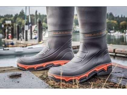 Grundens Deck Boss Boots - Size 10