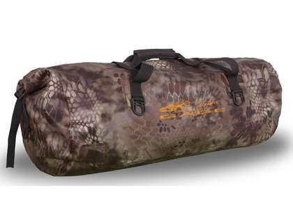 Grundens Gage 105 Liter Shackelton Duffel Bag - Camo