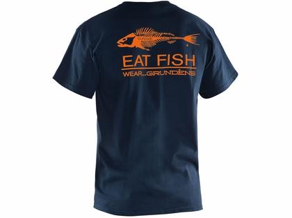 Grundens Gage EFTD Eat Fish T-Shirt