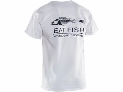 Grundens Gage EFTW Eat Fish T-Shirt