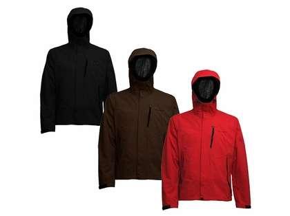 Grundens Gage Storm Surge Hooded Multi-XL Size Jacket