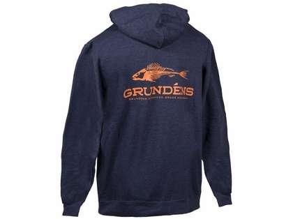Grundens Men's Outdoor Logo Hooded Sweatshirt