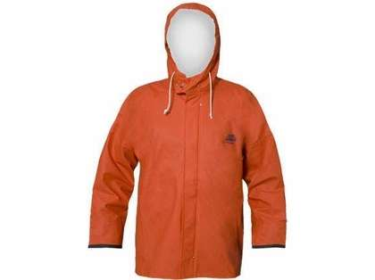 Grundens Petrus HD 44 Hooded Jacket Orange 3XL-5XL