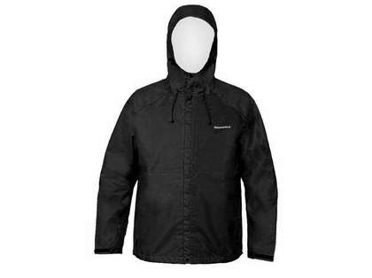 Grundens Weather Watch Hooded Jacket Black 3XL-5XL