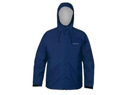 Grundens Weather Watch Hooded Jacket Navy