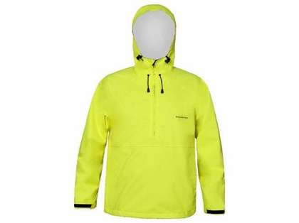 Grundens Weather Watch Hooded Pullover Hi-Vis Yellow