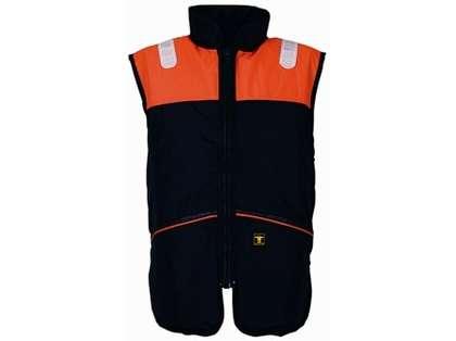 Guy Cotton Neptune Flotation Vest Orange/Black XX-Large