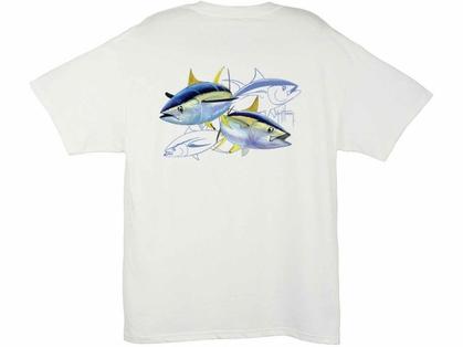 Guy Harvey MTH1329 Tuna Dash T-Shirt