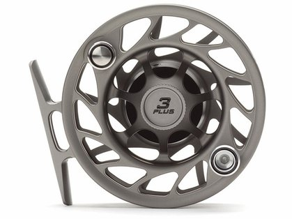 Hatch F3P-GBK-LA Gen 2 Finatic 3 Plus Large Arbor Fly Reel