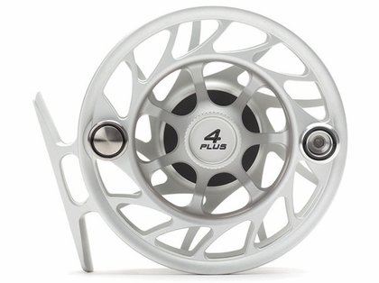 Hatch F4P-CBK-LA Gen 2 Finatic 4 Plus Large Arbor Fly Reel