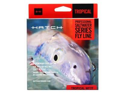 Hatch HFL-W7F Saltwater Floating Fly Fishing Line