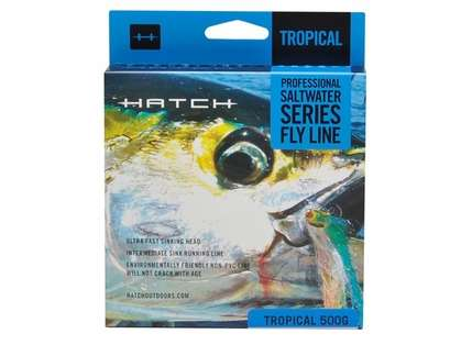 Hatch HSL-500G Saltwater Sinking Fly Fishing Line