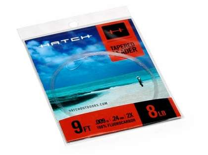 Hatch Fly Fishing Saltwater Tapered Leaders