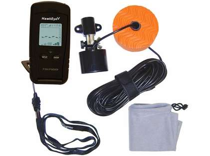 HawkEye F33P Portable Fish Finder