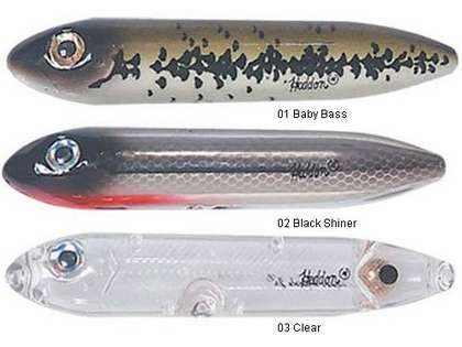 Heddon Super Spook Lures