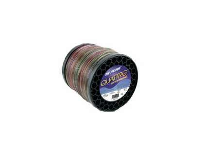 Hi-Seas Quattro Plus Low-Vis Camo Line 1 lb. Spool