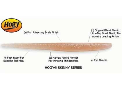 Hogy 9 Inch Skinny Soft Baits