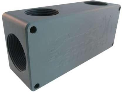 Hooker Electric Hi-Flow Bait Pump Manifold