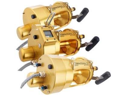 Hooker Penn International 80VSW Electric Reels