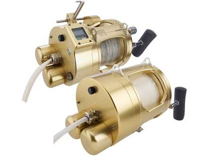 Hooker Shimano Tiagra 130A Electric Reels