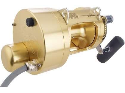 Hooker Shimano Tiagra 50WLRSA w/ Electric Reel Motor