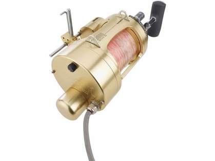 Hooker Shimano Tiagra 80WA Electric Reel w/ Level Wind & Counter