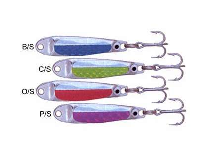 Hopkins Smoothie Lures - (split prisms)