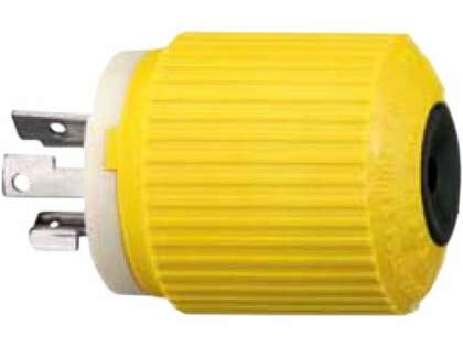 Hubbell HBL328DCP Male Plug